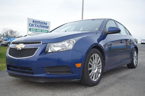 2012 Chevrolet Cruze for sale in Mount Sterling, KY