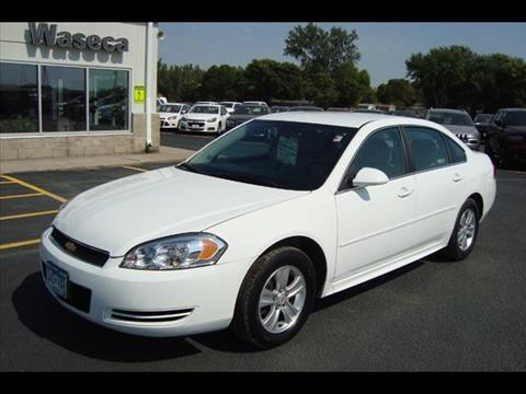2012 Chevrolet Impala for sale in Waseca, MN