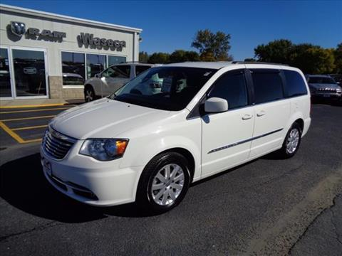 2013 Chrysler Town and Country for sale in Waseca, MN