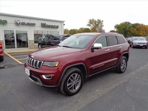 2017 Jeep Grand Cherokee for sale in Waseca, MN