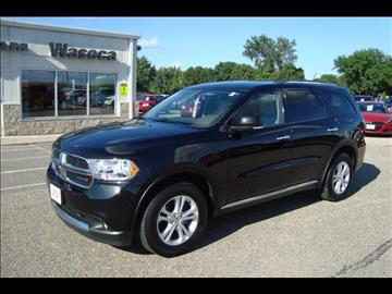 2013 Dodge Durango for sale in Waseca, MN