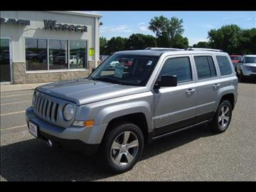 2016 Jeep Patriot for sale in Waseca, MN