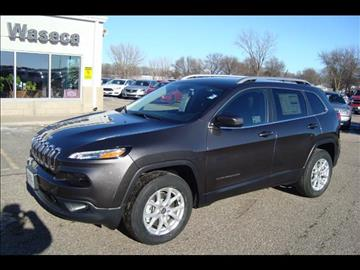 2017 Jeep Cherokee for sale in Waseca, MN