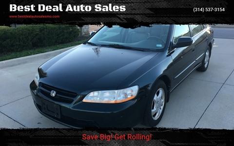2000 Honda Accord for sale in Saint Charles, MO