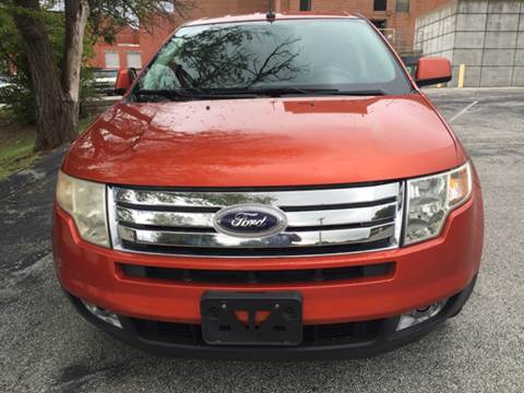 2007 Ford Edge for sale at Best Deal Auto Sales in Saint Charles MO
