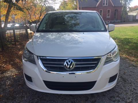 2010 Volkswagen Routan for sale at Best Deal Auto Sales in Saint Charles MO