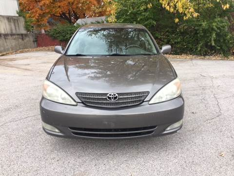 2003 Toyota Camry for sale at Best Deal Auto Sales in Saint Charles MO