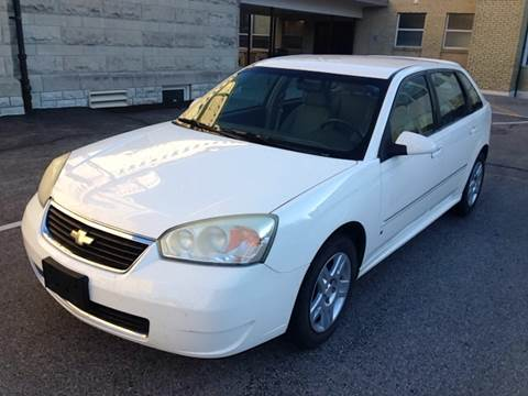2006 Chevrolet Malibu Maxx for sale at Best Deal Auto Sales in Saint Charles MO