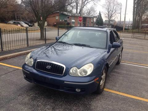 2005 Hyundai Sonata for sale at Best Deal Auto Sales in Saint Charles MO