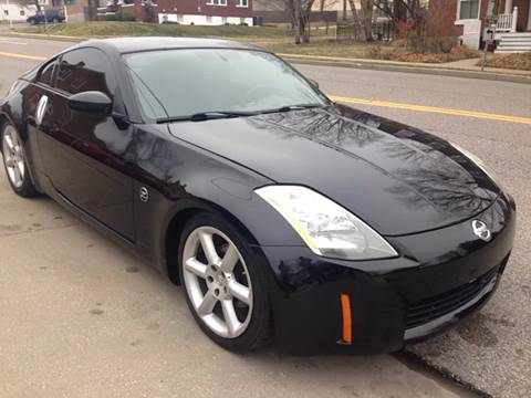 2003 Nissan 350Z for sale at Best Deal Auto Sales in Saint Charles MO
