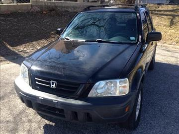 1998 Honda CR-V for sale at Best Deal Auto Sales in Saint Charles MO