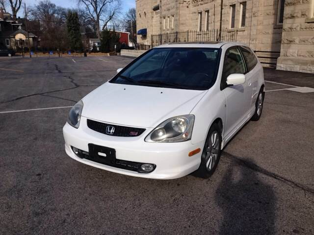 Good 2005 Honda Civic Si