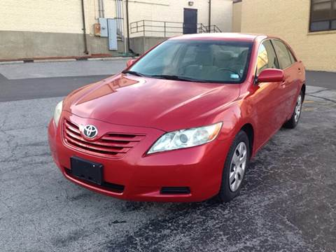 2009 Toyota Camry for sale at Best Deal Auto Sales in Saint Charles MO