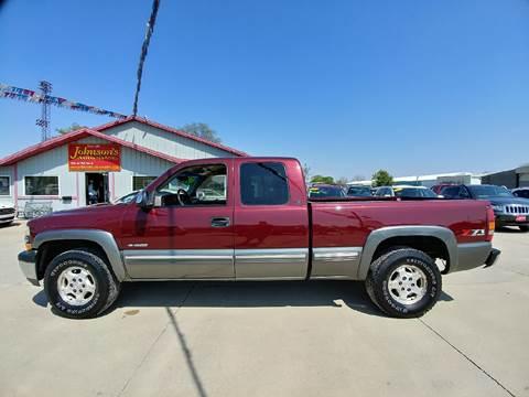 1999 Chevrolet Silverado 1500 for sale at Johnson's Auto Sales Inc. in Decatur IN