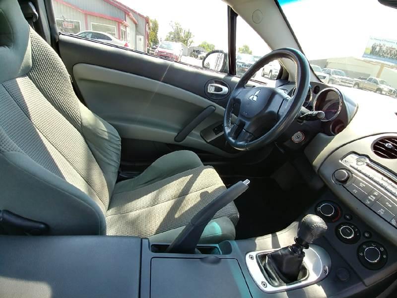 2009 Mitsubishi Eclipse for sale at Johnson's Auto Sales Inc. in Decatur IN