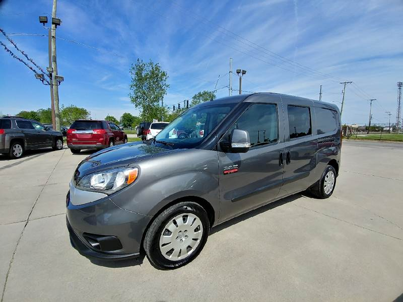 2015 RAM ProMaster City Wagon for sale at Johnson's Auto Sales Inc. in Decatur IN
