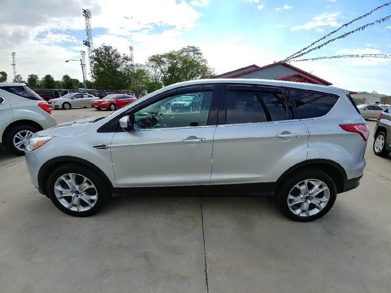 2013 Ford Escape for sale at Johnson's Auto Sales Inc. in Decatur IN