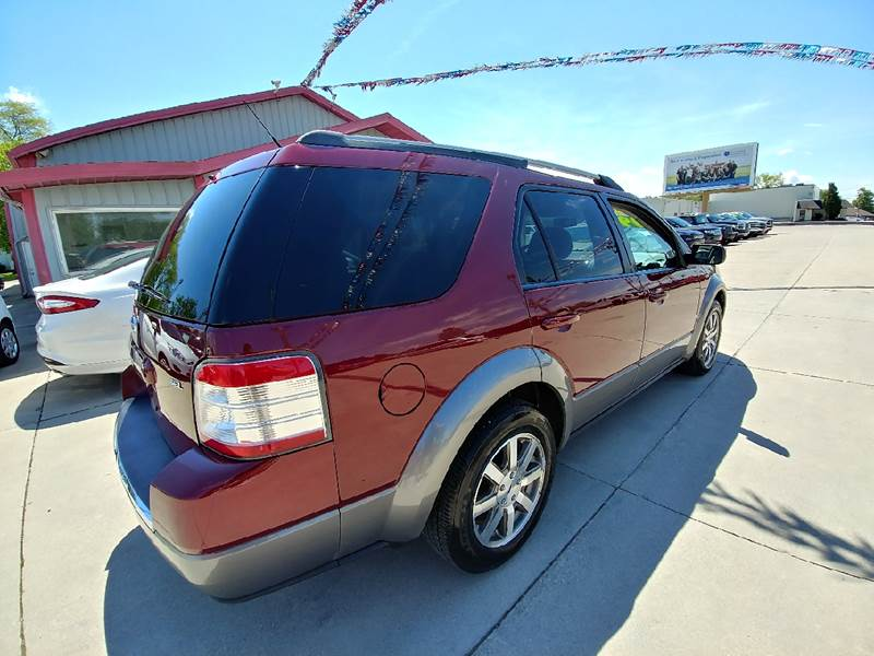 2008 Ford Taurus X for sale at Johnson's Auto Sales Inc. in Decatur IN