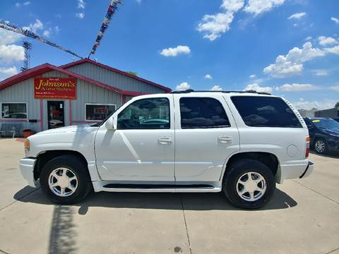 2004 GMC Yukon for sale at Johnson's Auto Sales Inc. in Decatur IN