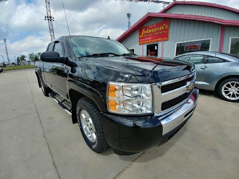 2010 Chevrolet Silverado 1500 for sale at Johnson's Auto Sales Inc. in Decatur IN