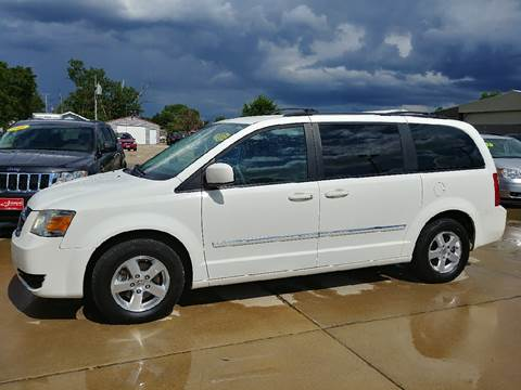 2008 Dodge Grand Caravan for sale at Johnson's Auto Sales Inc. in Decatur IN