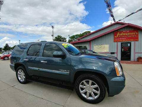 2007 GMC Yukon for sale at Johnson's Auto Sales Inc. in Decatur IN
