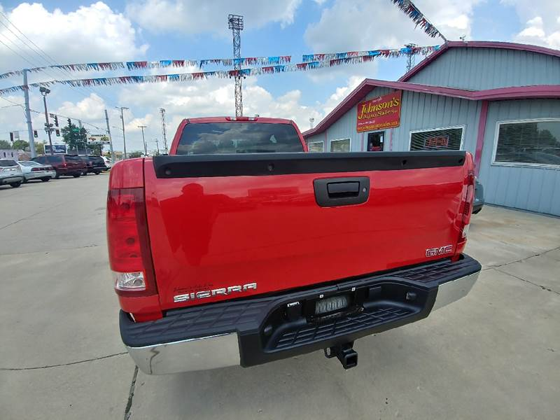 2008 GMC Sierra 1500 for sale at Johnson's Auto Sales Inc. in Decatur IN
