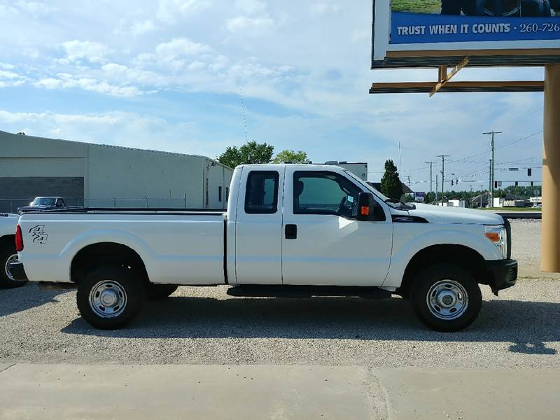 2011 Ford F-250 Super Duty for sale at Johnson's Auto Sales Inc. in Decatur IN
