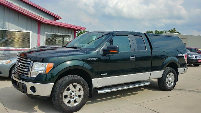 2012 Ford F-150 for sale at Johnson's Auto Sales Inc. in Decatur IN