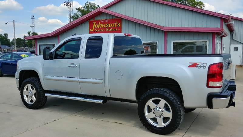 2013 GMC Sierra 2500HD for sale at Johnson's Auto Sales Inc. in Decatur IN