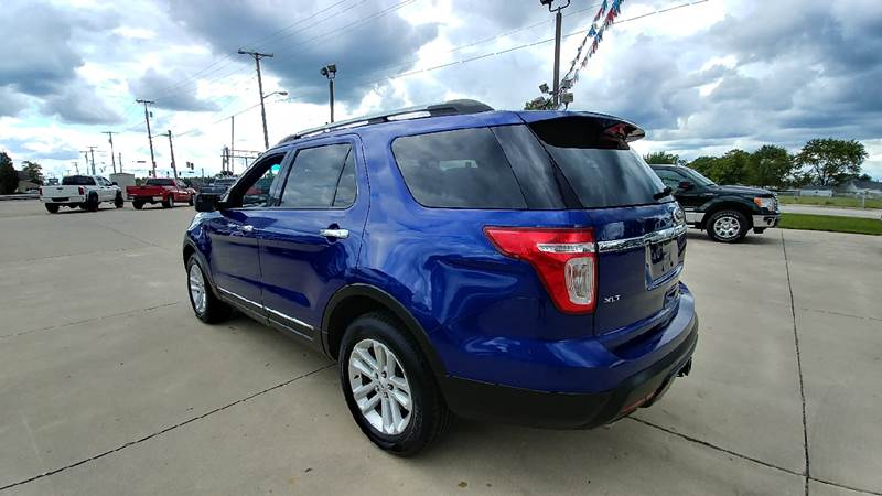 2013 Ford Explorer for sale at Johnson's Auto Sales Inc. in Decatur IN