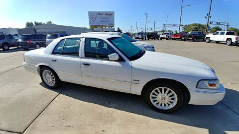 2009 Mercury Grand Marquis for sale at Johnson's Auto Sales Inc. in Decatur IN