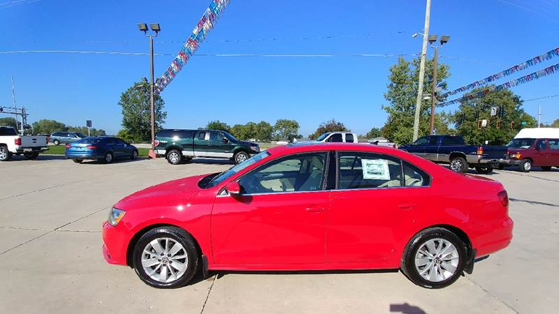 2015 Volkswagen Jetta for sale at Johnson's Auto Sales Inc. in Decatur IN