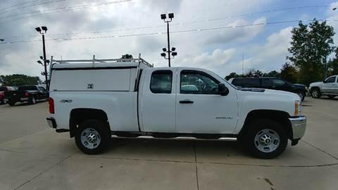 2012 Chevrolet Silverado 2500HD for sale at Johnson's Auto Sales Inc. in Decatur IN