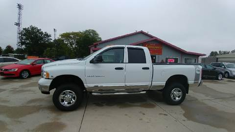 2005 Dodge Ram Pickup 3500 for sale at Johnson's Auto Sales Inc. in Decatur IN