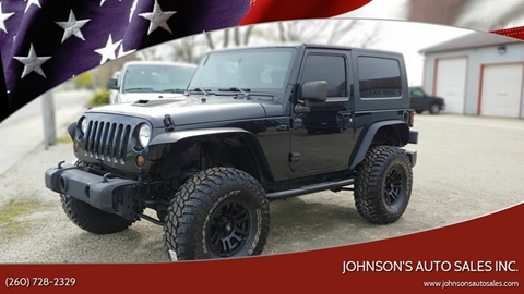 2010 Jeep Wrangler for sale in Decatur, IN