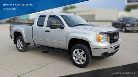 2011 GMC Sierra 2500HD for sale in Decatur, IN