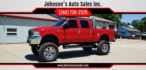 2001 Ford F-250 Super Duty for sale in Decatur, IN