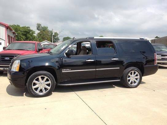 2013 GMC Yukon XL for sale at Johnson's Auto Sales Inc. in Decatur IN