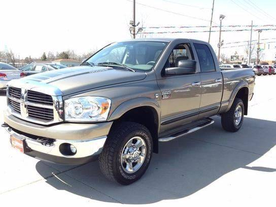2007 Dodge Ram Pickup 2500 for sale at Johnson's Auto Sales Inc. in Decatur IN