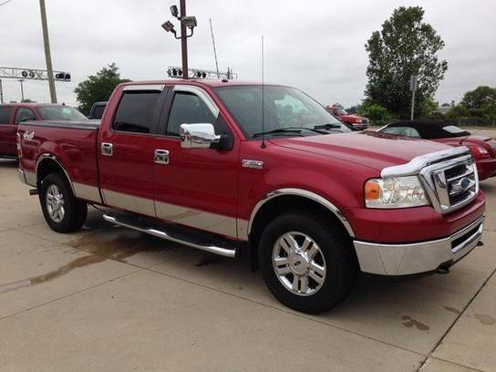 2008 Ford F-150 for sale at Johnson's Auto Sales Inc. in Decatur IN