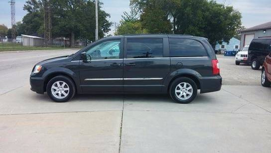 2011 Chrysler Town and Country for sale at Johnson's Auto Sales Inc. in Decatur IN