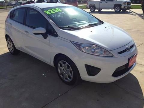 2011 Ford Fiesta for sale at Johnson's Auto Sales Inc. in Decatur IN