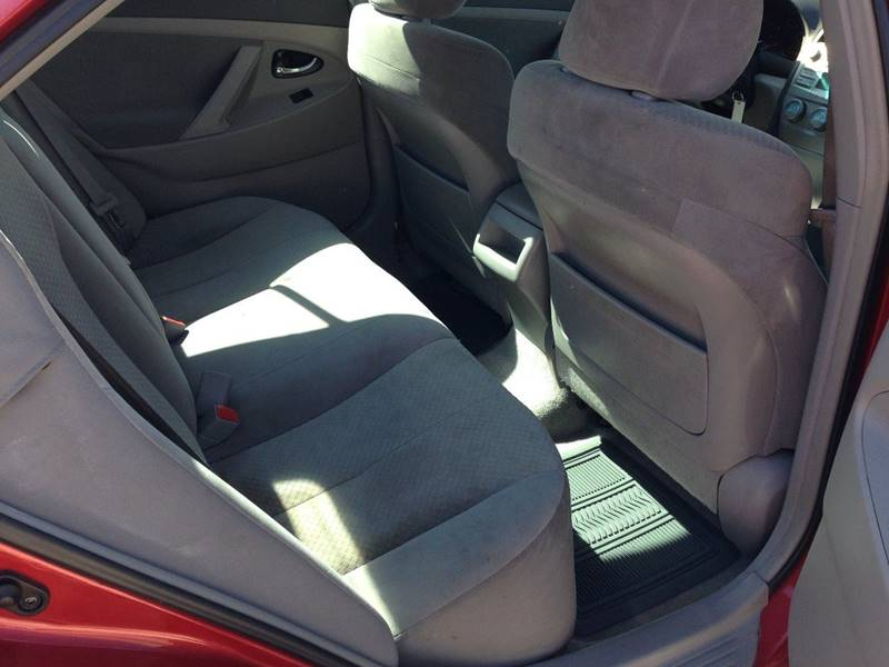 2009 Toyota Camry for sale at Johnson's Auto Sales Inc. in Decatur IN