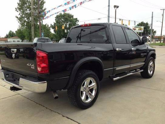 2007 Dodge Ram Pickup 1500 for sale at Johnson's Auto Sales Inc. in Decatur IN
