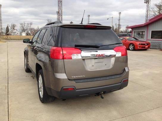 2010 GMC Terrain for sale at Johnson's Auto Sales Inc. in Decatur IN