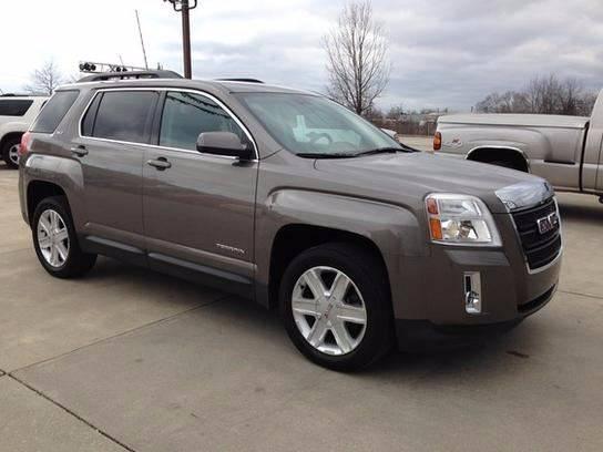 2010 GMC Terrain for sale at Johnson's Auto Sales Inc. in Decatur IN