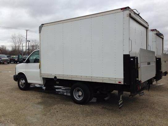 2011 Chevrolet Express Cutaway for sale at Johnson's Auto Sales Inc. in Decatur IN