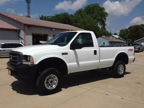 2004 Ford F-250 Super Duty for sale at Johnson's Auto Sales Inc. in Decatur IN