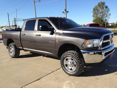 2014 RAM Ram Pickup 2500 for sale at Johnson's Auto Sales Inc. in Decatur IN